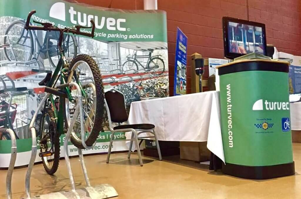 Turvec Exhibition Stand