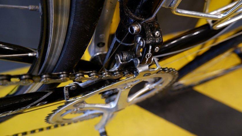 gears bike repair station