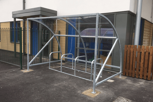 Bike Shelter for 10 Bikes