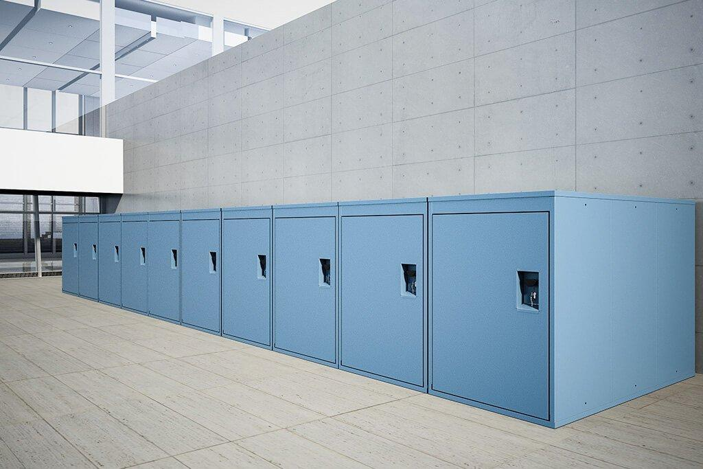 Single Cycle Lockers of Turvec