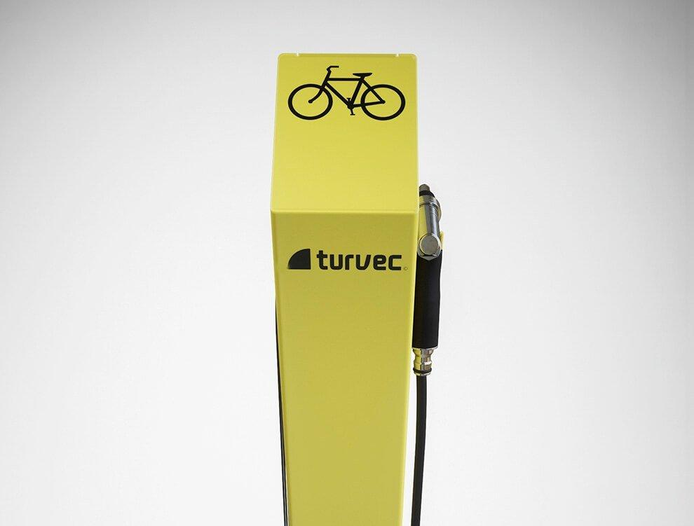 Turvec Washing Bike Stand